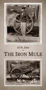 The Iron Mule (1925) afişi