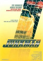 The Junkman (1982) afişi