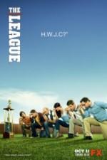 The League Sezon 2 (2010) afişi