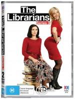The Librarians (2010) afişi