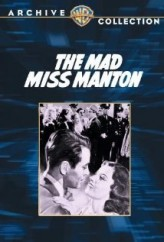 The Mad Miss Manton (1938) afişi