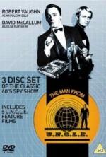The Man from U.N.C.L.E. Sezon 1 (1964) afişi
