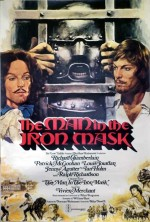 The Man in the Iron Mask (I) (1977) afişi