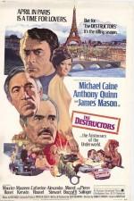 The Marseille Contract (1974) afişi
