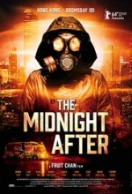 The Midnight After (2014) afişi