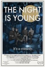 The Night Is Young (2015) afişi