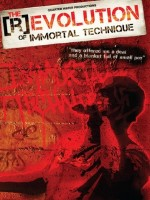 The (R)evolution of Immortal Technique (2011) afişi