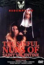 The Sinful Nuns Of Saint Valentine (1974) afişi