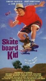 The Skateboard Kid (1993) afişi