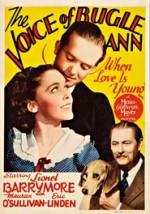 The Voice of Bugle Ann (1936) afişi