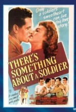 There's Something About A Soldier (1943) afişi