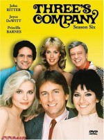 Three's Company Sezon 2 (1977) afişi
