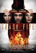 Trash Fire (2016) afişi