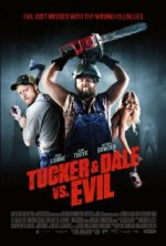 Tucker and Dale vs Evil (2010) afişi