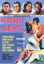 Üç Öfkeli Genç (1963) afişi