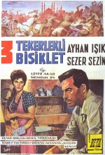 Üç Tekerlekli Bisiklet (1962) afişi