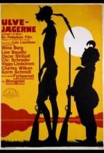 Ulvejægerne (1926) afişi