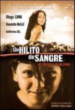 Un Hilito De Sangre (1995) afişi