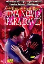 Una Novia Para David (1985) afişi