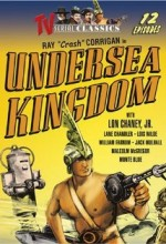 Undersea Kingdom (1936) afişi