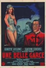 Une Belle Garce (1948) afişi