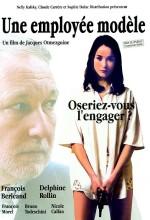 Une Employée Modèle (2002) afişi