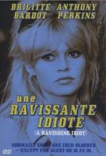 Une Ravissante Idiote (1964) afişi