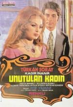 Unutulan Kadın (1971) afişi
