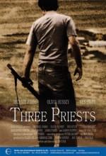 Üç Rahip (2008) afişi