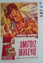 Ümitsiz Bekleyiş (1961) afişi