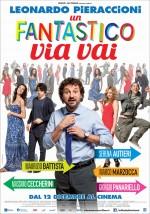 Un fantastico via vai (2013) afişi