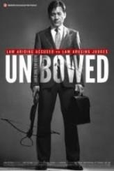 Unbowed (2011) afişi