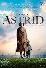 Unga Astrid (2018) afişi
