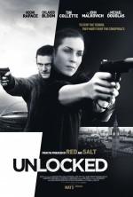 Unlocked (2017) afişi