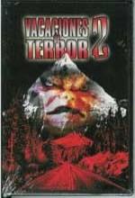 Vacaciones De Terror 2 (1991) afişi