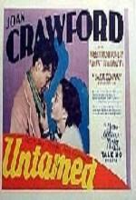 Vahşi (1929) afişi