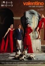 Valentino: The Last Emperor (2008) afişi