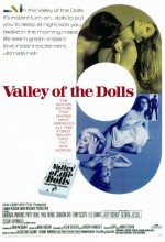 Valley Of The Dolls (1967) afişi
