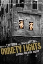 Variety Lights (1950) afişi