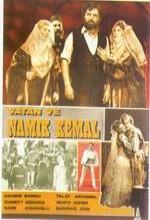 Vatan Ve Namık Kemal (1951) afişi