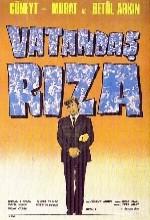Vatandaş Rıza (1979) afişi