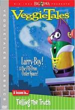 Veggie Masalları: Larry-boy! And The Fib From Outer Space! (1997) afişi