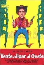 Vente A Ligar Al Oeste (1972) afişi