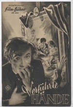 Verführte Hande (1949) afişi