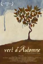 Vert D'automne (2008) afişi