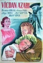 Vicdan Azabı (1958) afişi