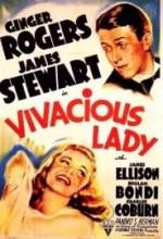 Vivacious Lady (1938) afişi