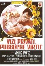 Private Vices, Public Pleasures (1976) afişi