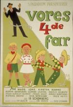 Vores Fjerde Far (1951) afişi