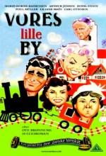 Vores Lille By (1954) afişi